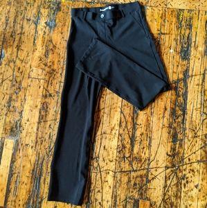 Black Betabrand Yoga Pant Dress Pants